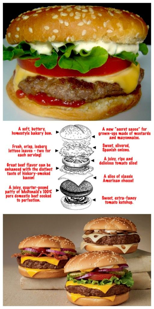 How To Make Arch Deluxe Burguer Its Secret Sauce Secret Recipes From The Best Restaurants Recipes Food Cooking Recipes