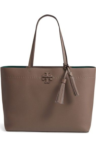 42695f310127 TORY BURCH Mcgraw Leather Tote.  toryburch  bags  leather  hand bags  tote
