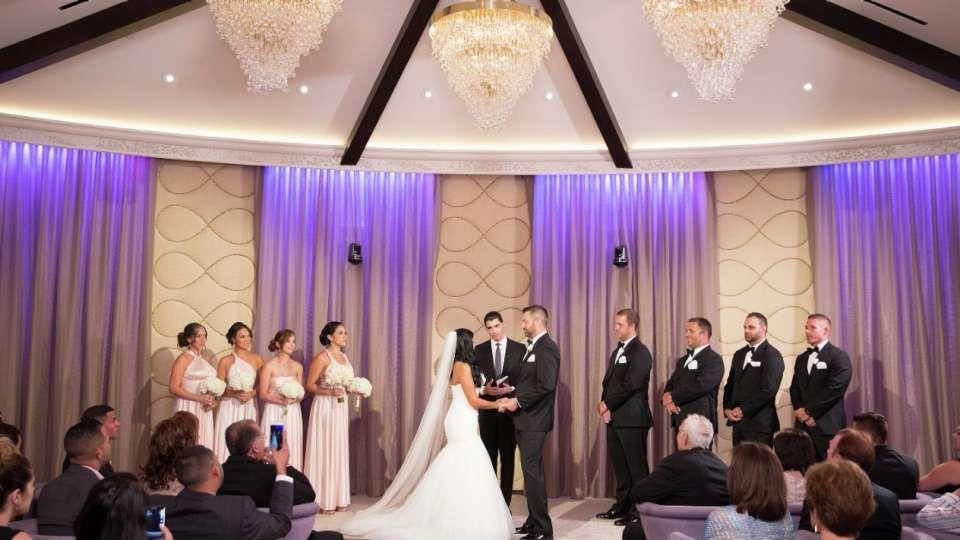 Las vegas wedding venues aria resort casino las