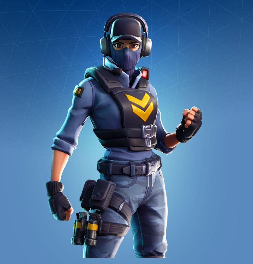 Waypoint Is A Rare Fortnite Outfit Fortnite In 2019 Game Guide