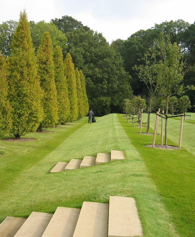 English country house site walk edmund hollander for Pflanzengestaltung garten