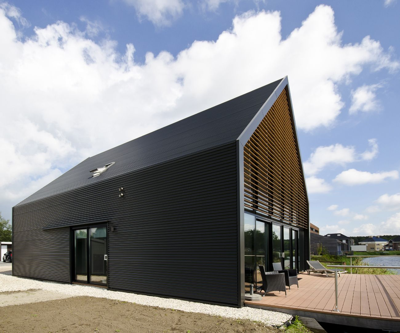 Architectuur droomhuis droomontwerp beurs eigen huis for Beurs eigen huis bouwen