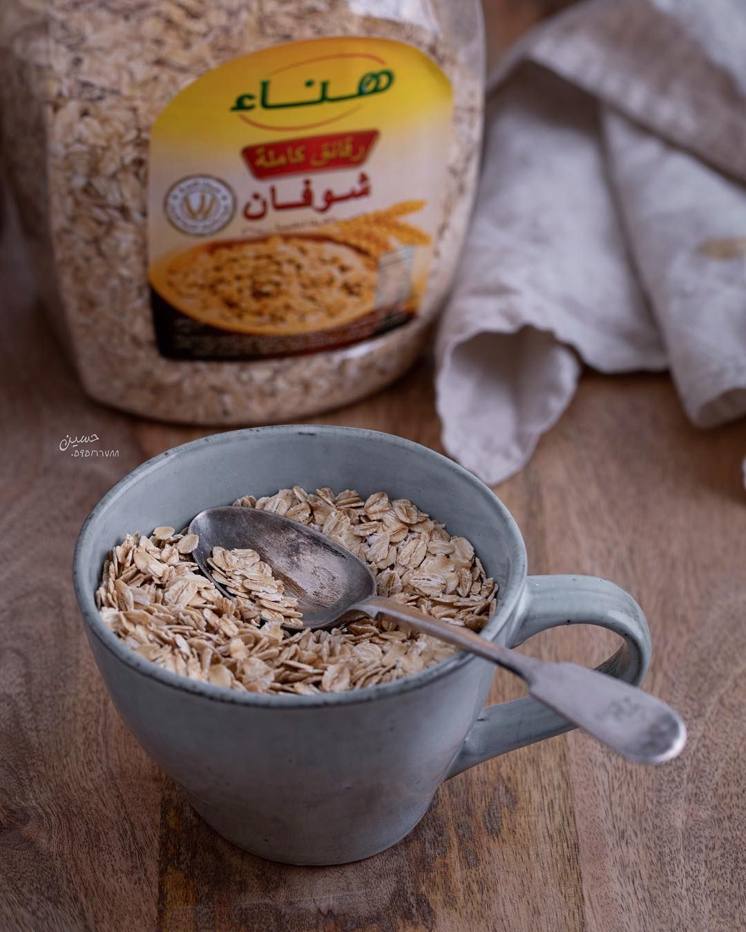 Pin By المصور حسين احمد الرمضان On Products Photography Food Oatmeal Breakfast