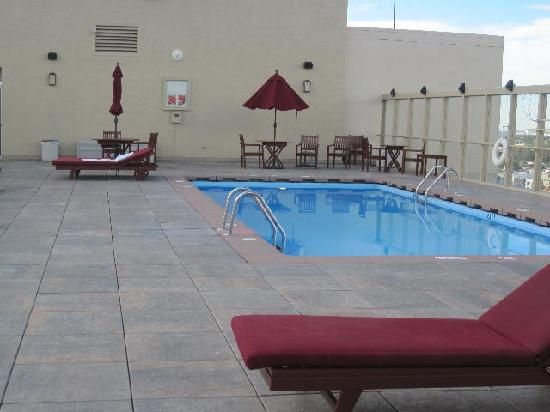 Warwick Denver Hotel Rooftop Pool Pools And Hot Tubs Pinterest