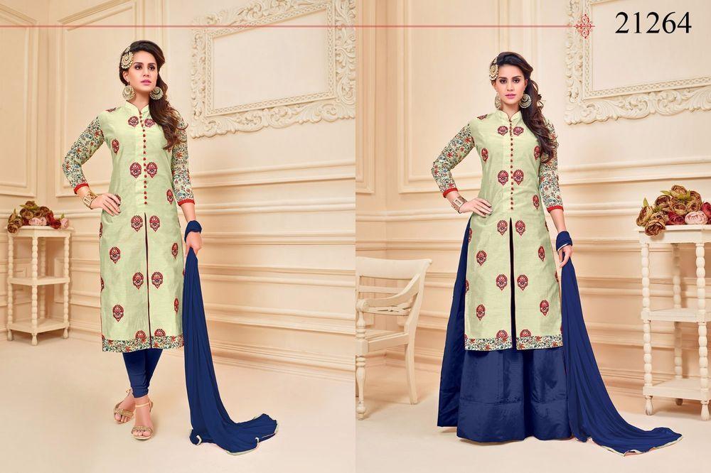 Salwar Indian Anarkali New Pakistani Kameez Designer Ethnic Suit ...