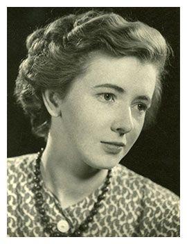 Elizabeth Jennings peter jennings