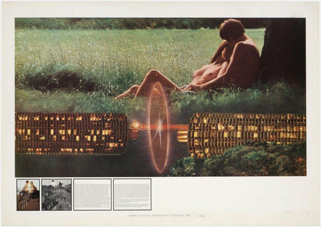 Superstudio Atti Fondamentali Amore La Macchina Innamoratrice 1972 Collezioni Maxxi Architettura Fondo Sup Centre Val De Loire Val De Loire Photographie