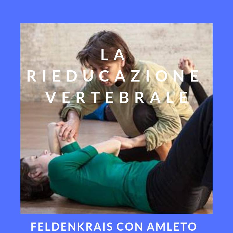 Metodo Feldenkrais con Amleto
