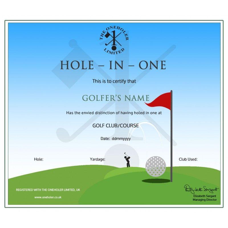 Golf Certificate Template Free Certificate Templates Free Certificate Templates Best Templates
