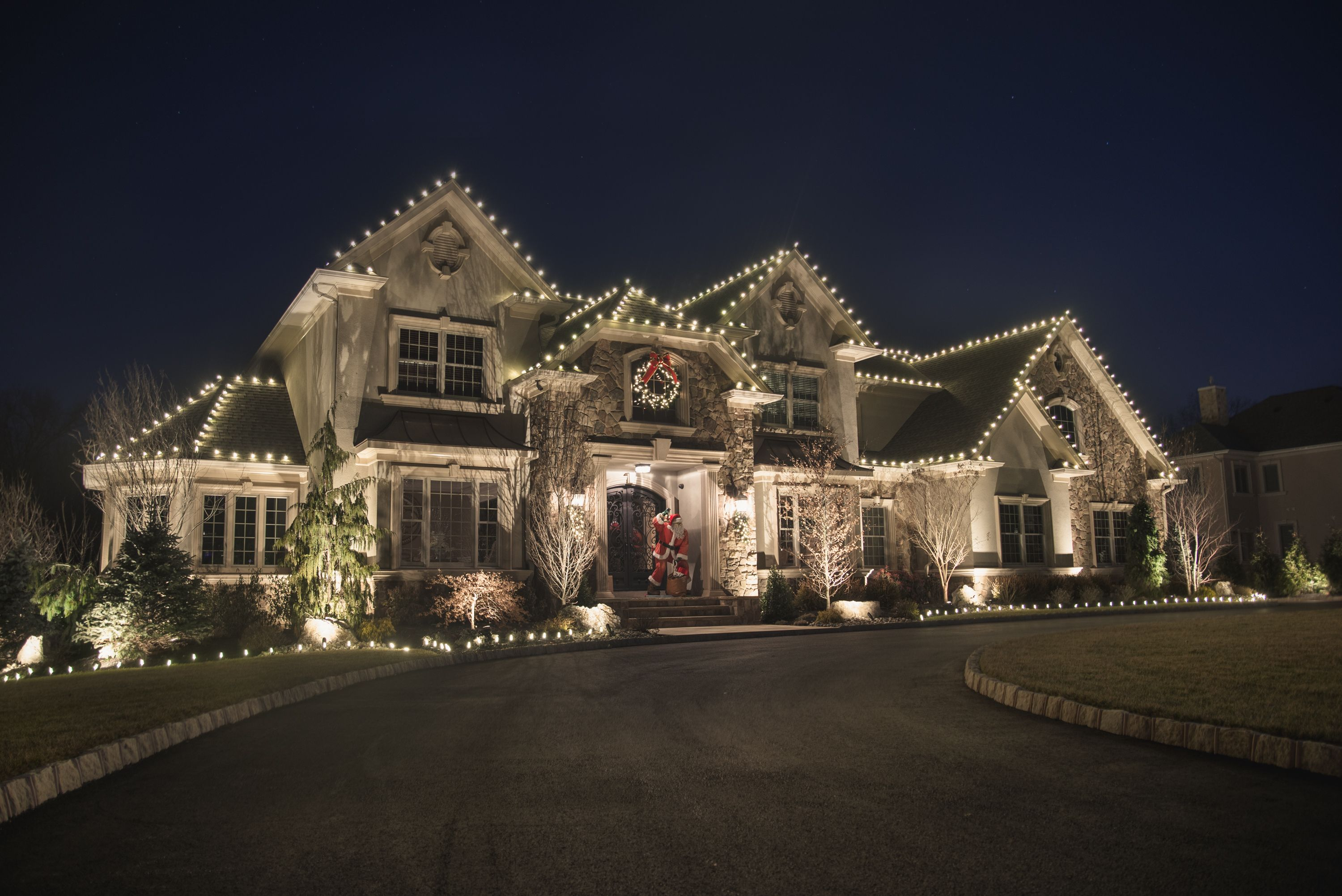 residential holiday decorating and christmas light service portfolio christmas decor - Residential Christmas Decorating Service
