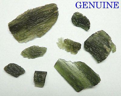 Moldavite: A Guide to Genuine Versus Fake | Crystals | Healing rocks
