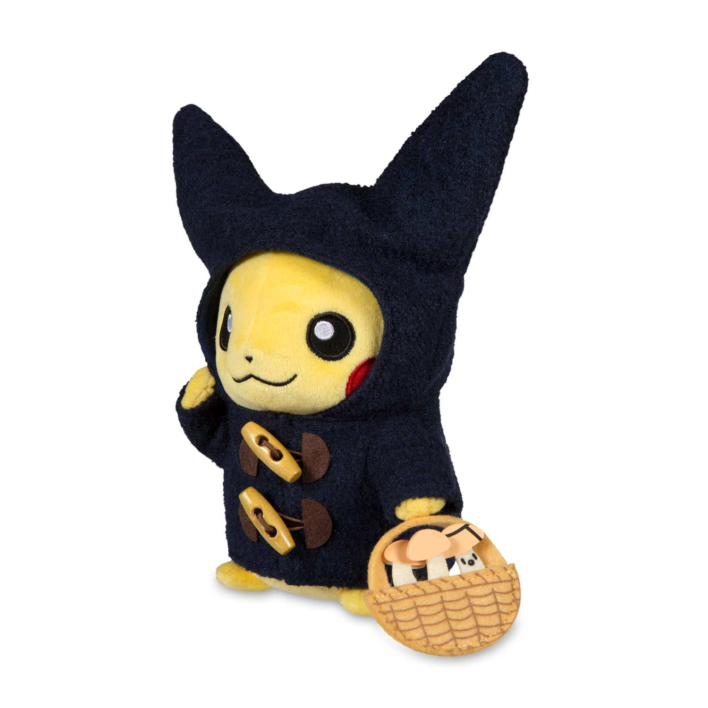 bd59a224 Pikachu Celebration plush | Mushroom Harvest Pikachu Poké plush | Pokémon  Center Original