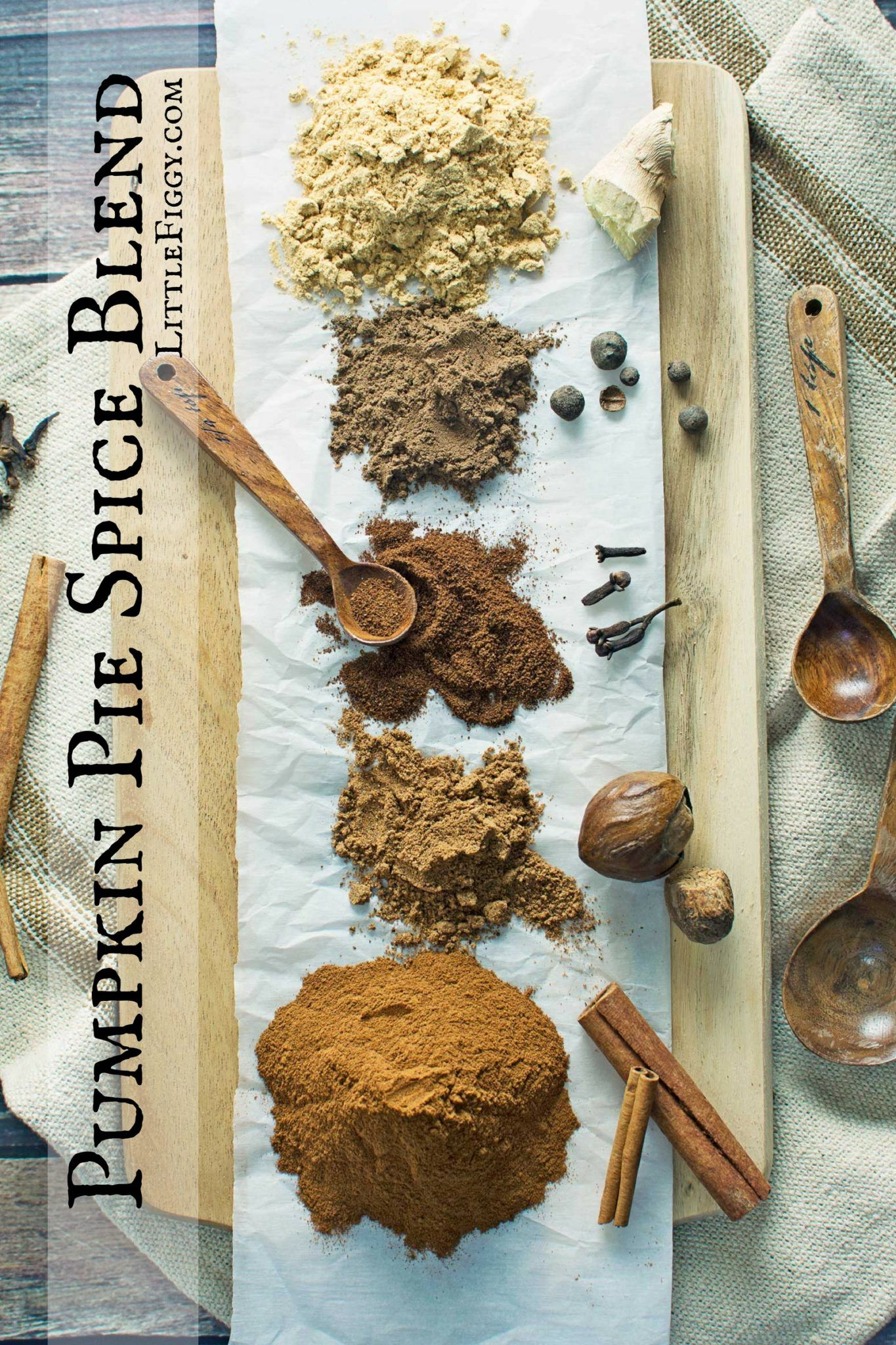 Pumpkin Pie Spice Blend, so easy to make and is perfect