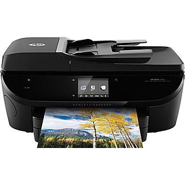 Hp Envy 7640 E All In One Printer Staples Wireless Printer Multifunction Printer Mobile Print