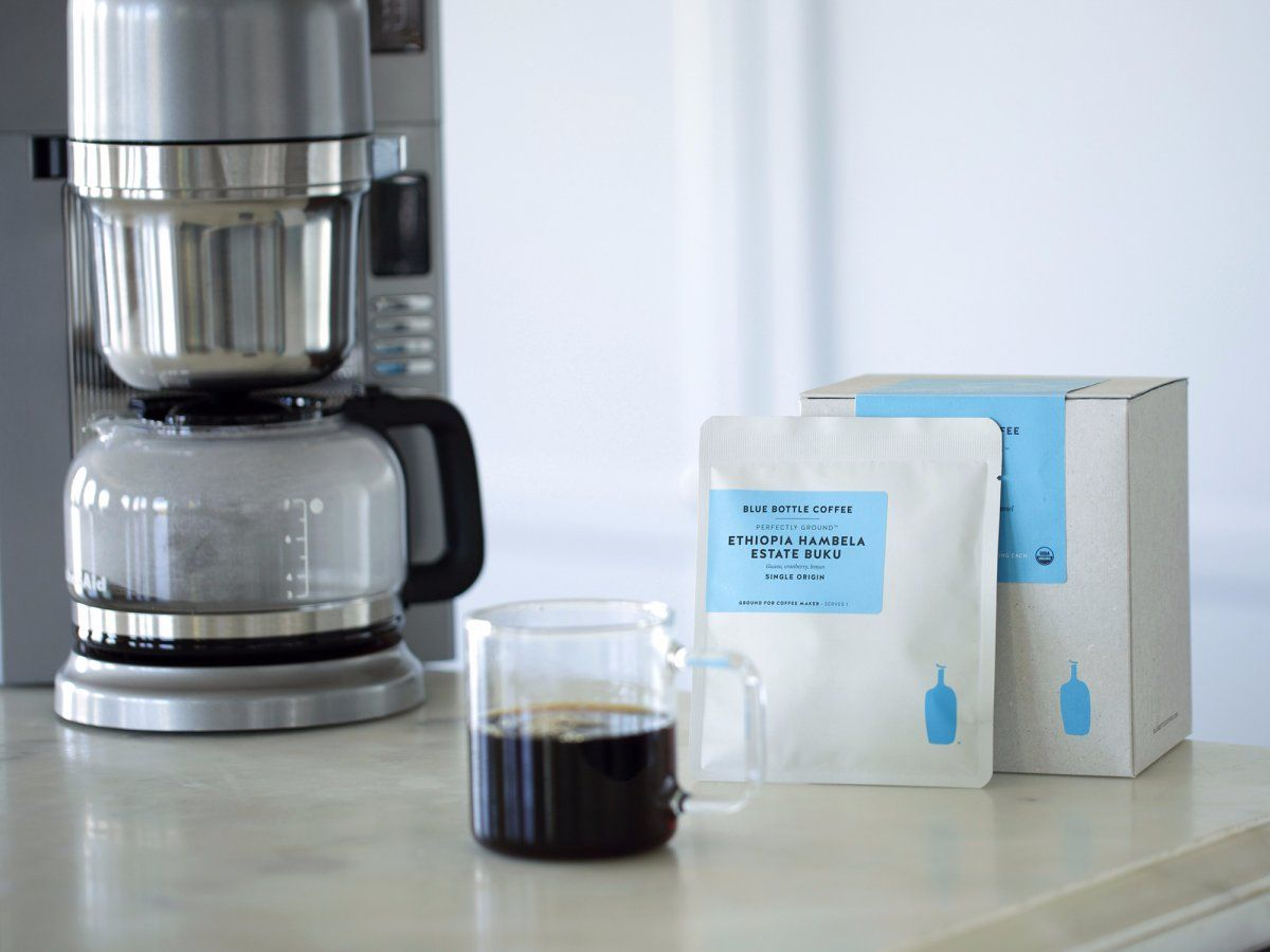 what is the best blue bottle coffee