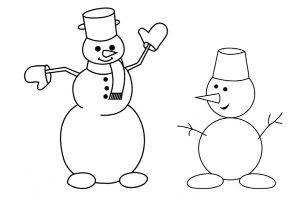 Картинки для, новогодняя открытка рисунок карандашом легко