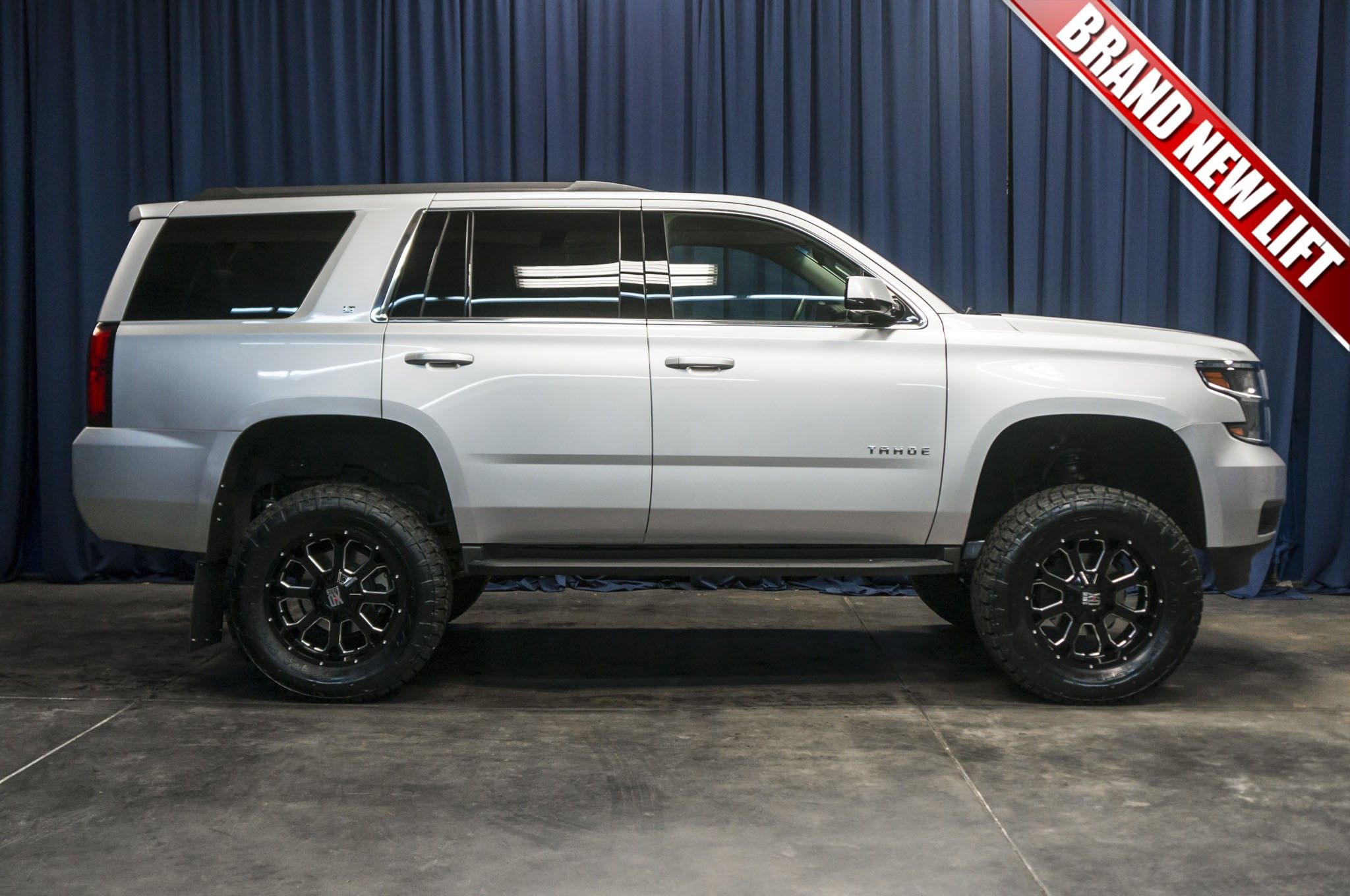 New Chevy Tahoe Lifted Lifted 2015 Chevrolet Tahoe Lt 4x4