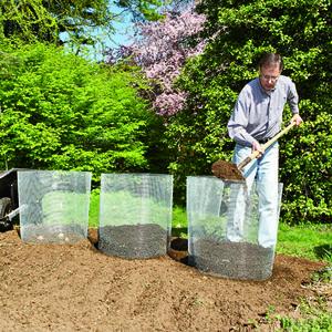 Planting Potatoes: 7 Different Methods: Organic Gardening