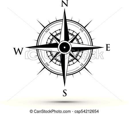 Compass Tattoo Design Star Tattoo Designs