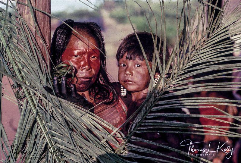 Kayapo Tribe - easy.ink™