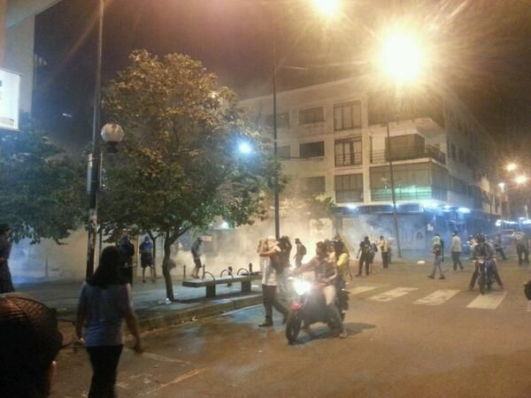 chacao 11M