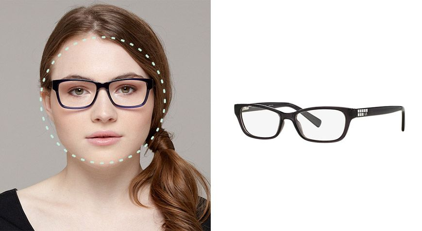 2ce9130da56 How to find the Right Glasses for your Face Shape