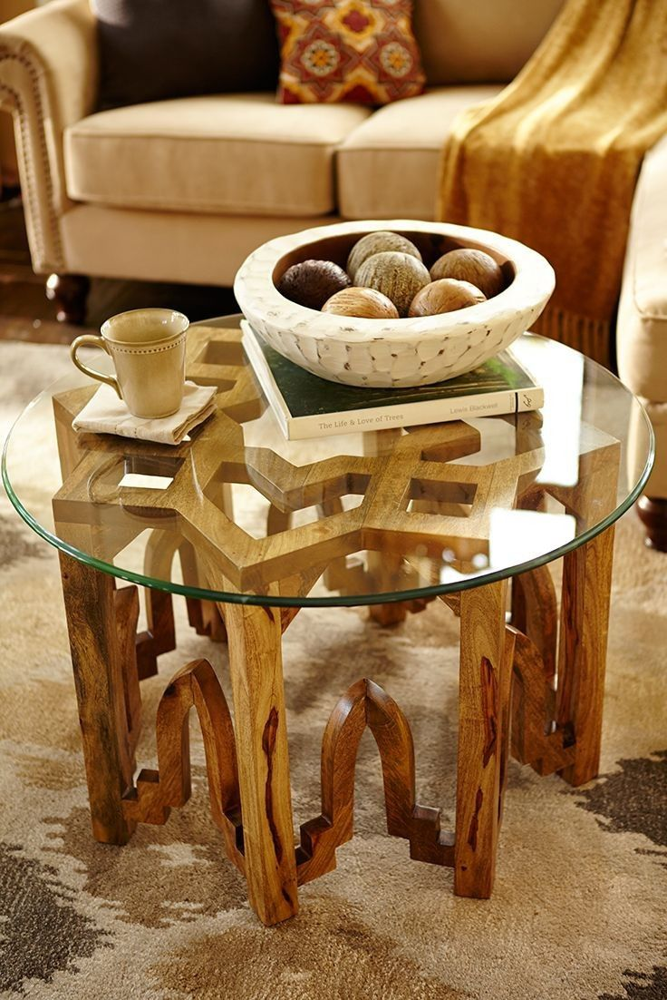 pier 1 coffee table decor