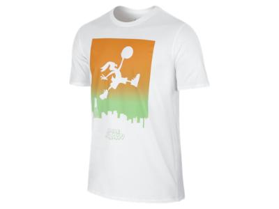 9e5c0faaba4700 Jordan Jumpbunny WB Skyline Men s T-Shirt Hare Jordan Looney Tunes Nike  Michael Jordan