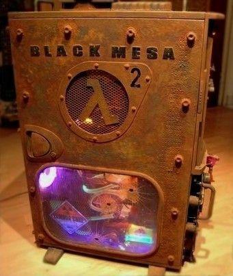 Contaminated Case Creations Half Life 2 Mod Pc Gehause Pc Bauen Projekte