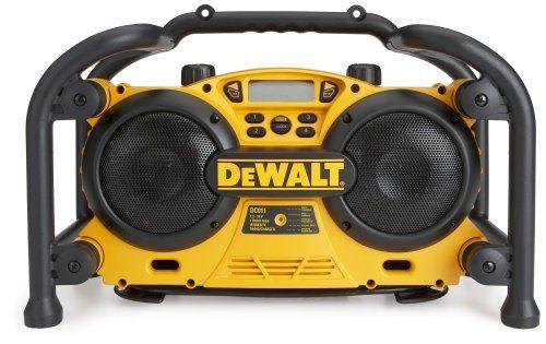 Dewalt Work Site Radio 132 99 Electronics Site Radio