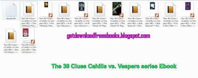 Free cahills download ebook vespers vs