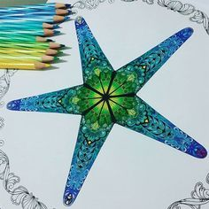 Lost Ocean Starfish By Dreammaker Kelly Beautiful Colors And Design