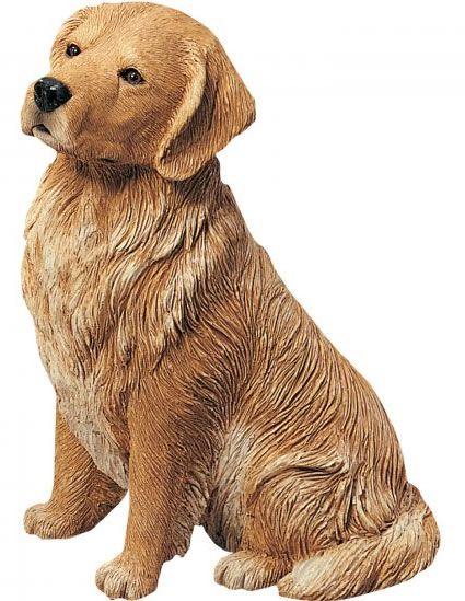 Golden Retriever Dog Statue By Sandicast Dog Sculpture Animal