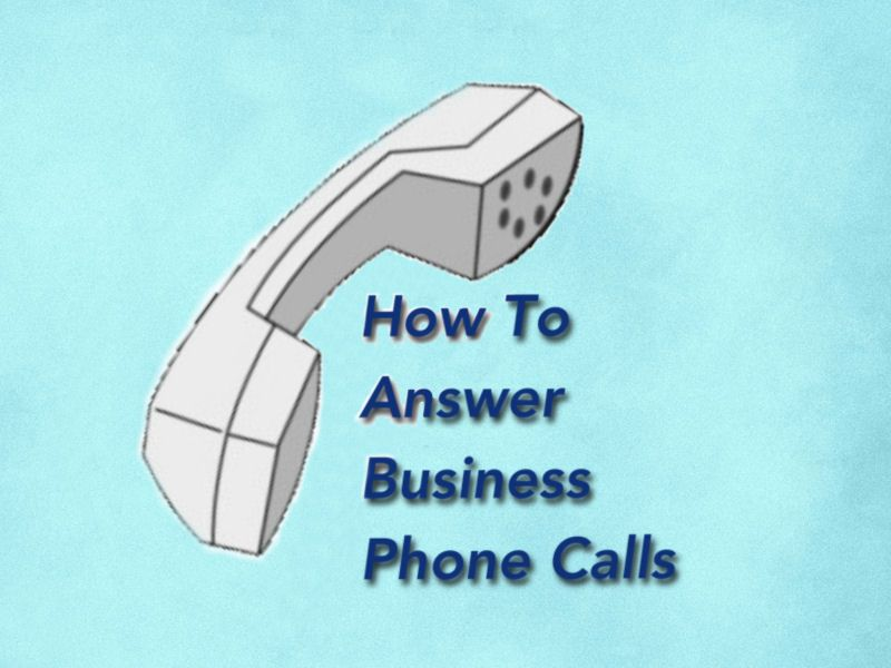 How To Handle Telephone Calls In A Businesslike Manner Phone Etiquette Telephone Call Etiquette And Manners