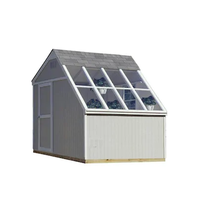 Heartland Common 10 Ft X 8 Ft Interior Dimensions 10 Ft X 7 71 Ft Horizon Saltbox Engineered Storage Shed Installation Not Included At Lowes In 2020 Plastic Sheds