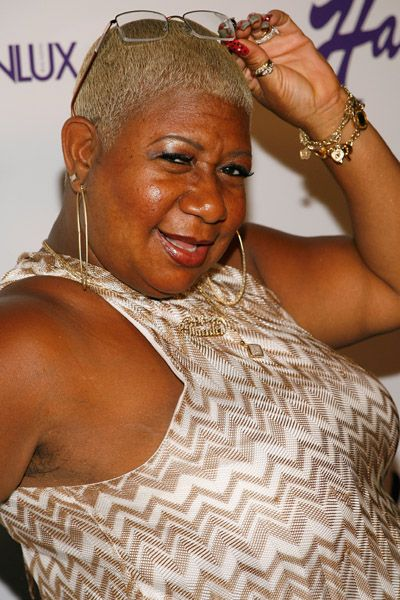 Luenell Comedian And Actress Think Like A Man Too Borat Bald