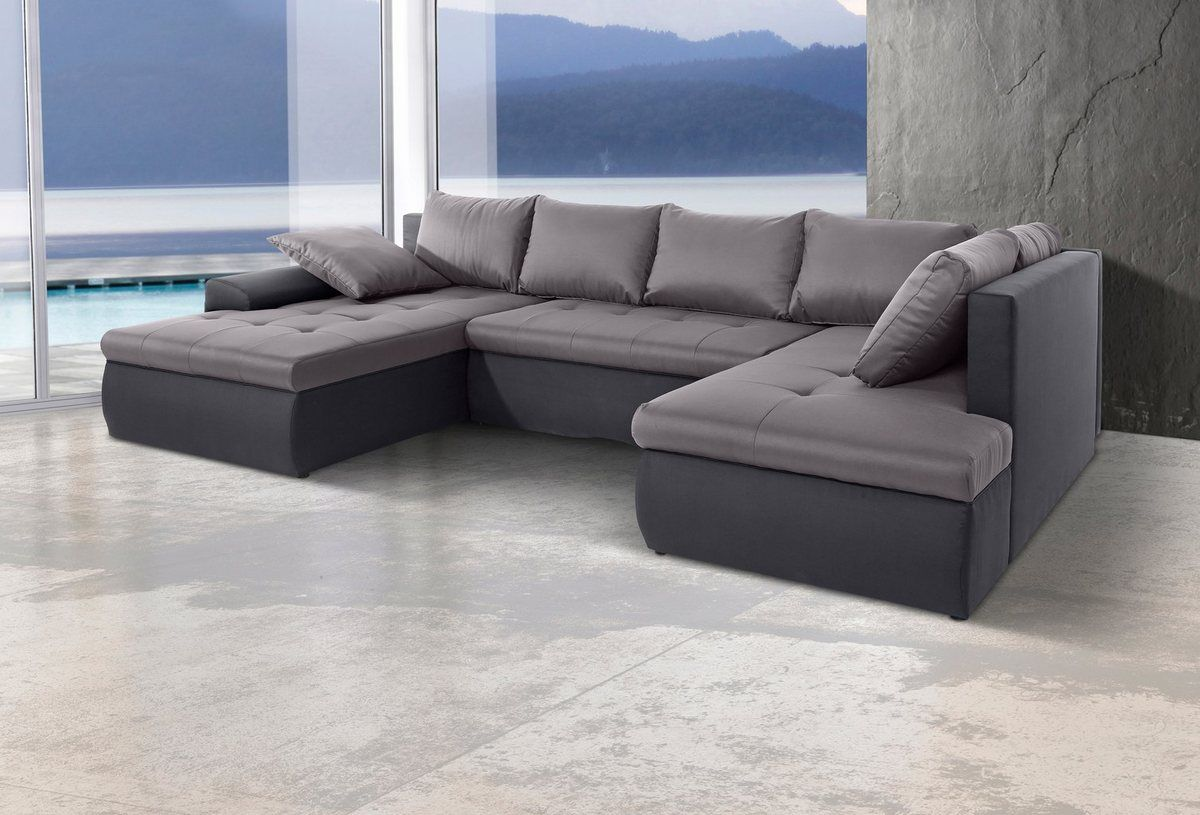 Wohnlandschaft Inklusive Bettfunktion Couch Outdoor Sectional Sectional Sofa