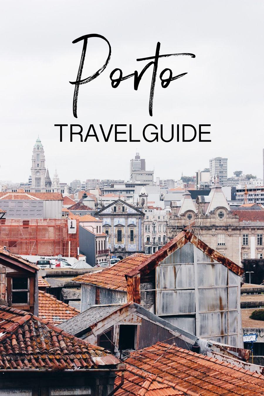 Porto Travel Guide mit den schönsten Stränden, Sehenswürdigkeiten und Aktivitäten für Porto - klickt auf in high fashion laune vorbei! #bestplacesinportugal
