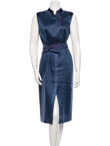 Giorgio Armani Linen Dress