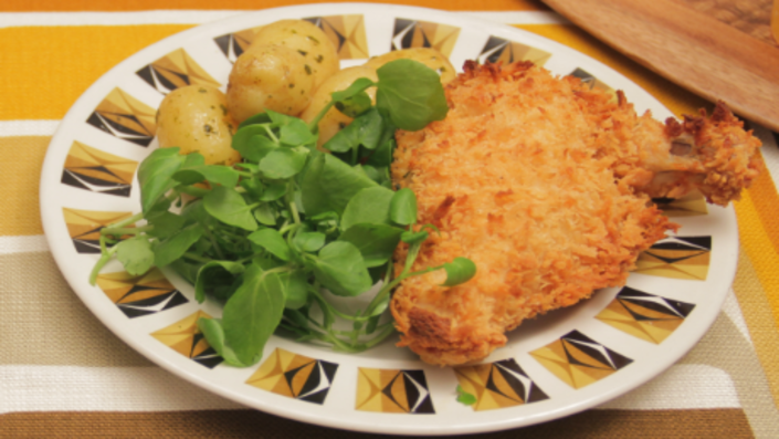 Classic Chicken Kiev Recipe Chicken Pinterest Recipes