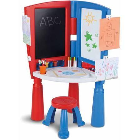 Little Tikes Art Desk With Light