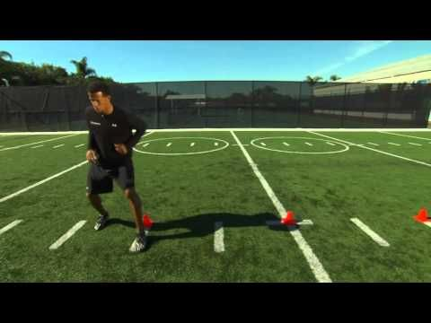 Do These Football Speed Footwork Drills To Get Insane Speed Best Football Workouts Youtube Football Training Drills Football Workouts Img Academy
