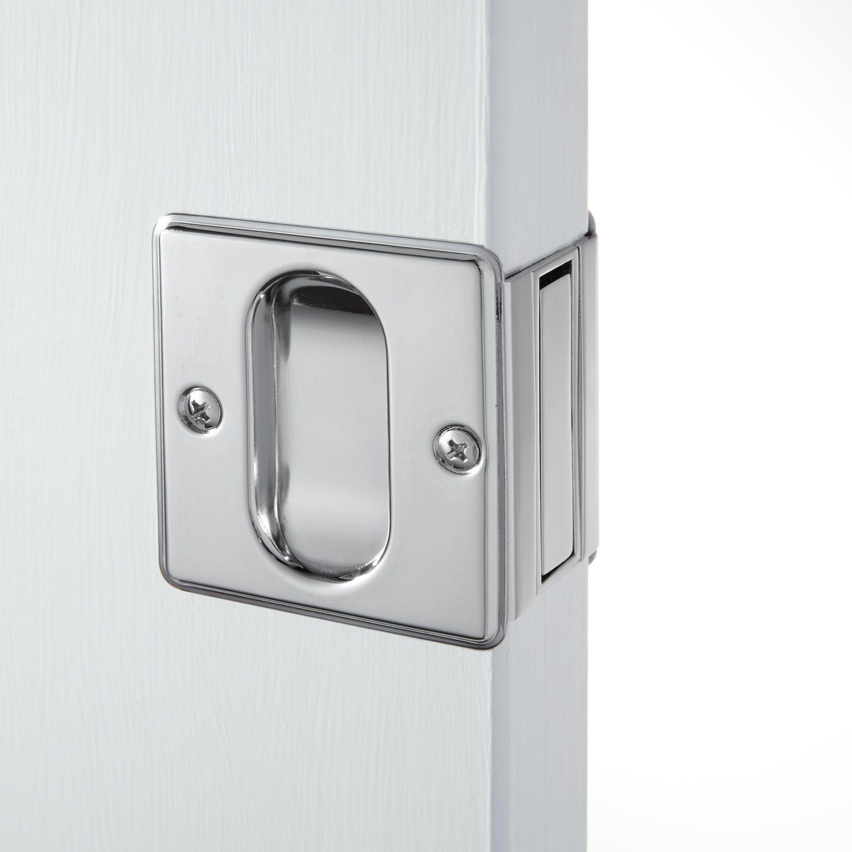 Nestore Pocket Door Pull Set Passage Privacy Pocket Doors