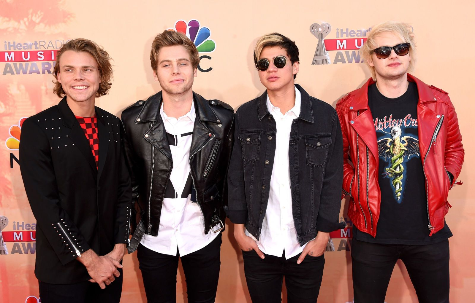 Quiz Which Member of 5 Seconds of Summer Should You Date