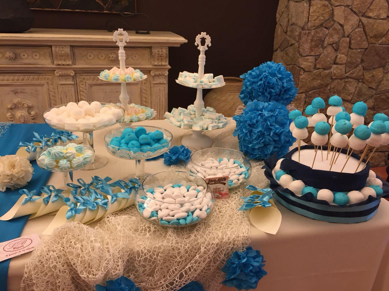 Buffet Di Dolci Battesimo : Ipasticcidimanu torte in pasta di zucchero dolci battesimo