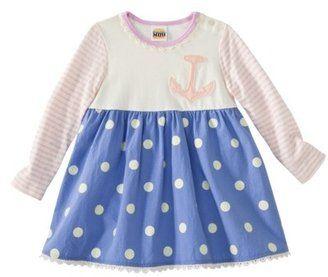 a344e65f4 Harajuku Mini for Target® Infant Girls Long-Sleeve Anchor Dress - Light Blue