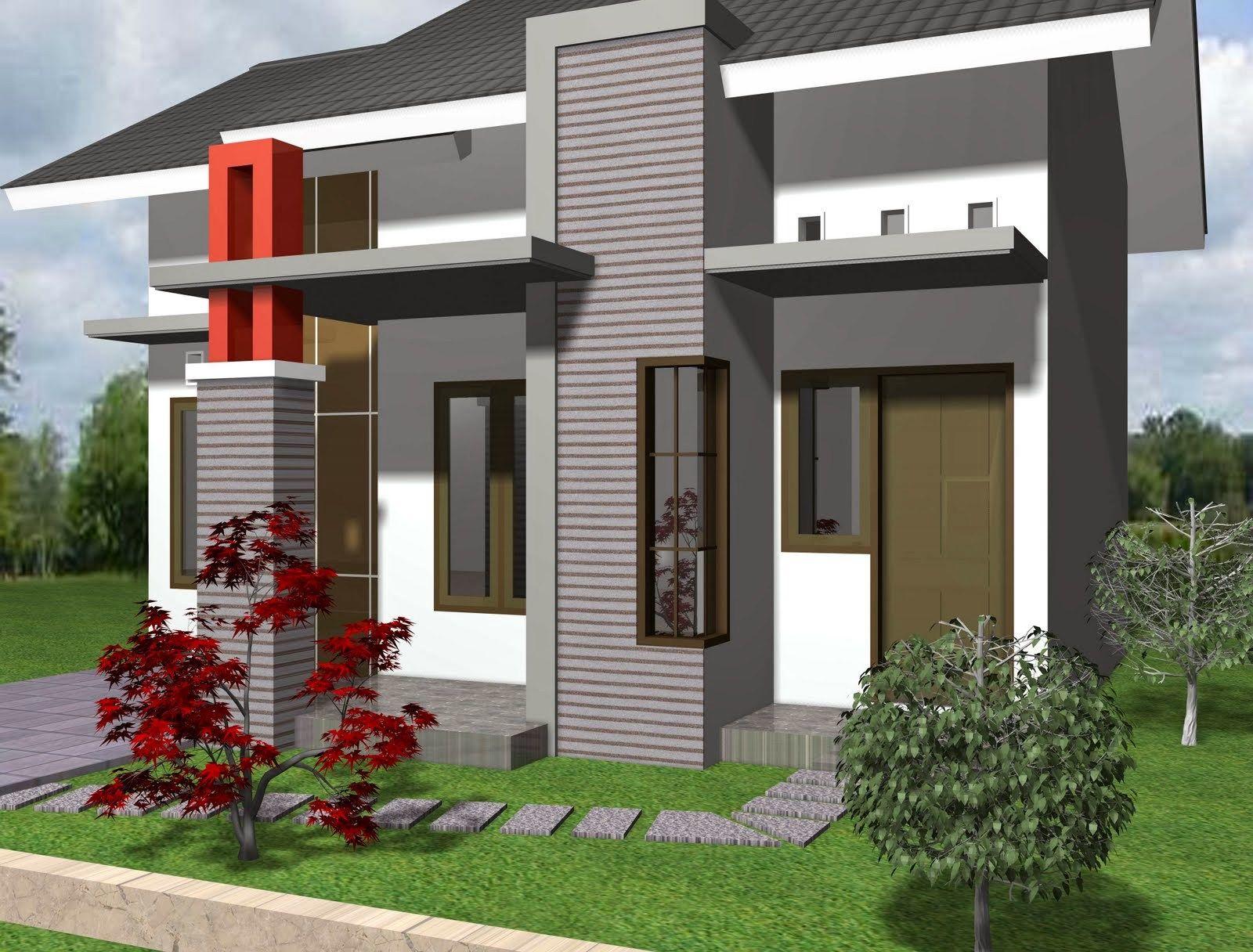 Desain Rumah Minimalis Hd Terbaru Simple House Design House