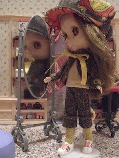 Blythe -  Handmade Outfit