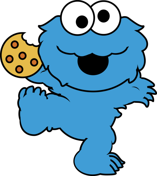 Imágenes Para Colorear De Cookie Monster Imagui Come