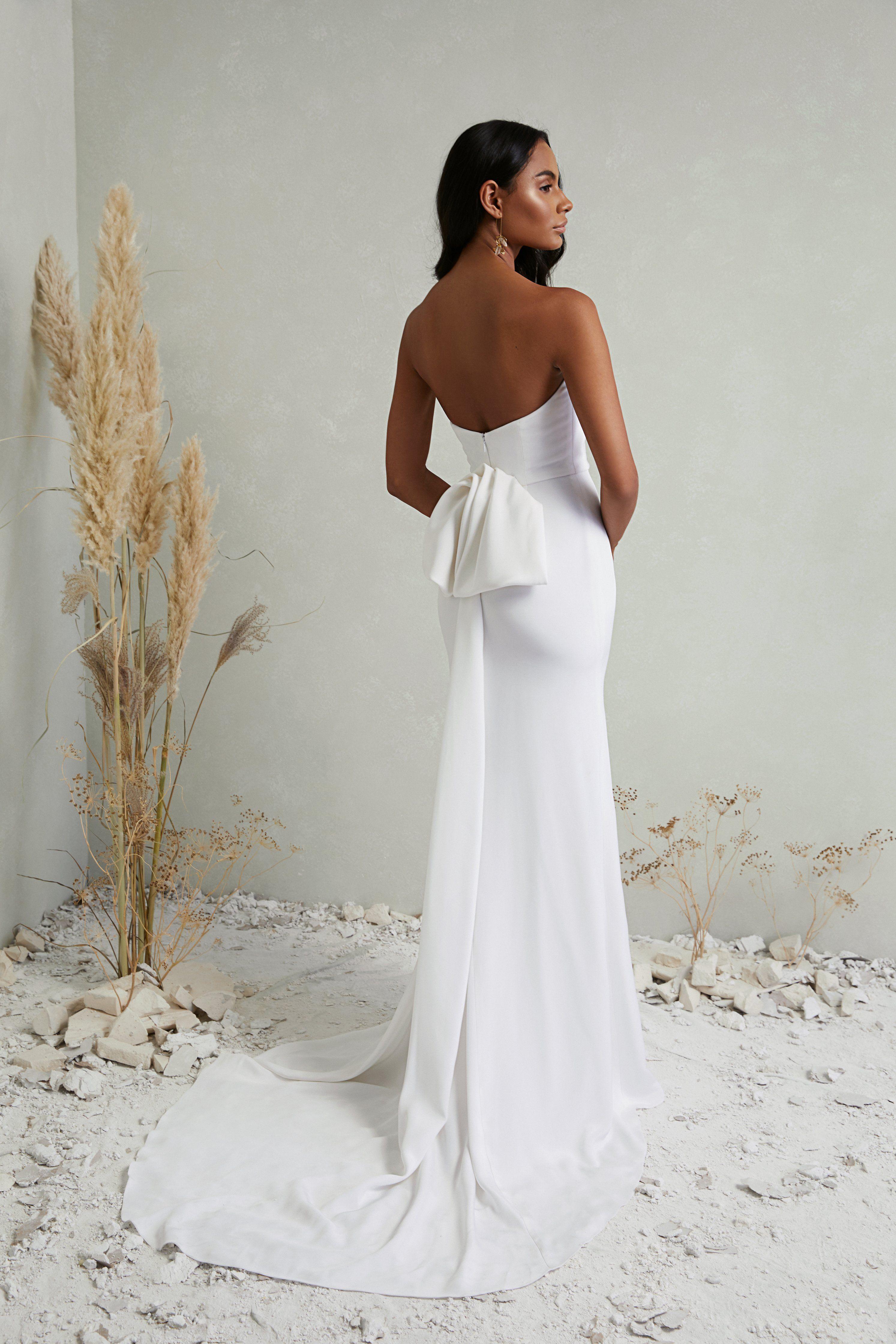 Katherine Tash   Dove Gown in 20   Wedding dresses, Dream ...
